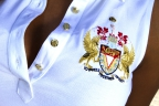 Polo dress coats of arms